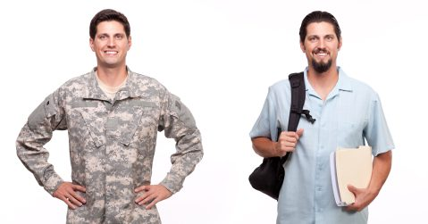 8 keys to success, educational assistance for veterans