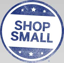 Save 10% with code SBS2013 on Small Business Saturday.